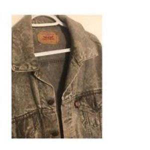 Vintage unisex Levi denim jacket